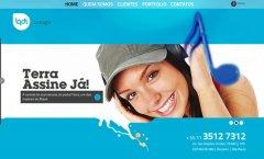 蓝色系网页配色分析与案例分享